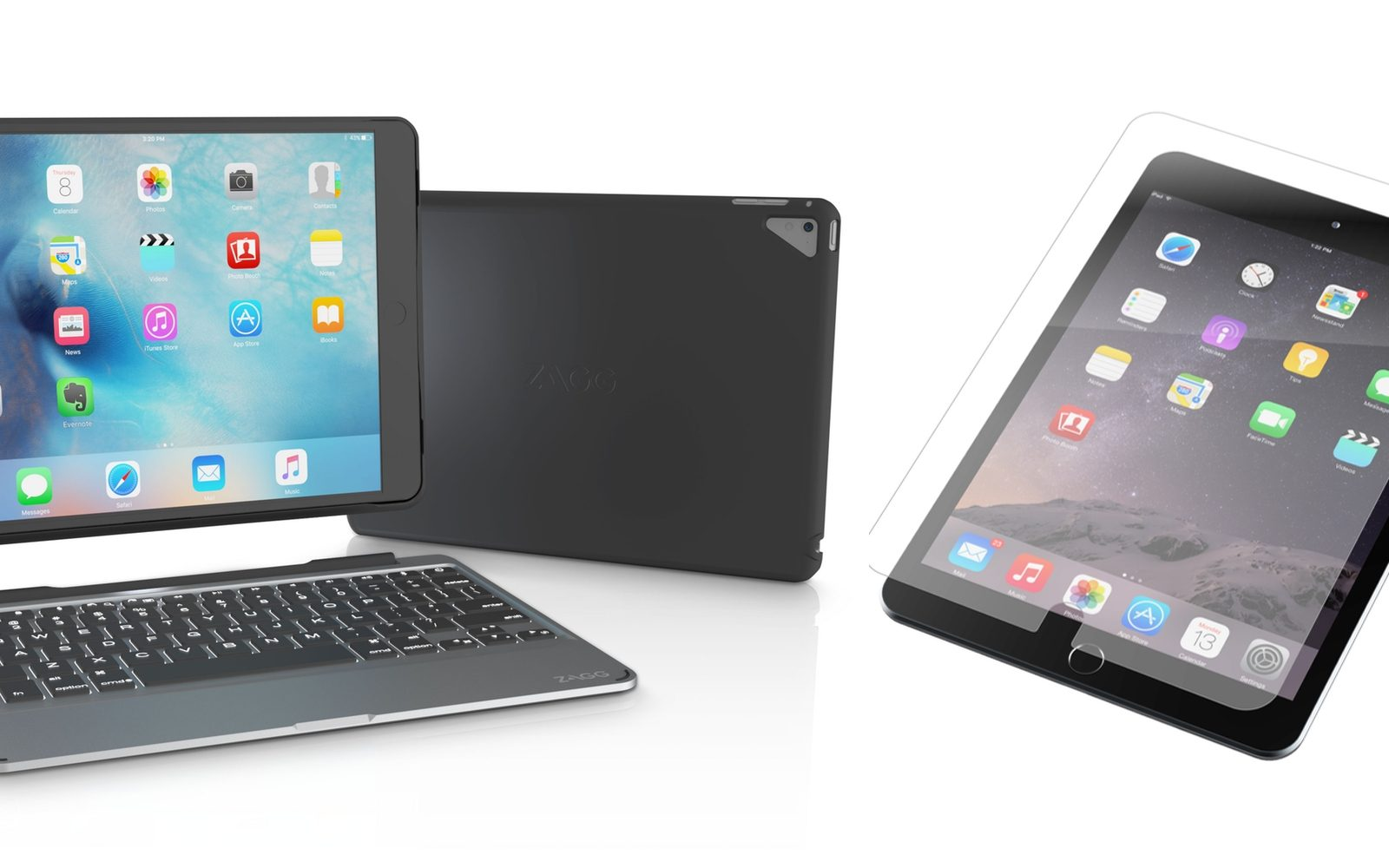 brand new d2cd5 9fb87 iPhone SE + 9.7-inch iPad Pro gear: Zagg and Pad & Quill introduce ...