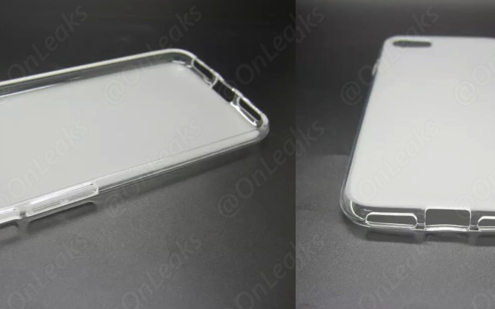 First purported iPhone 7 case leaks surface: resembles iPhone 6s, no headphone jack