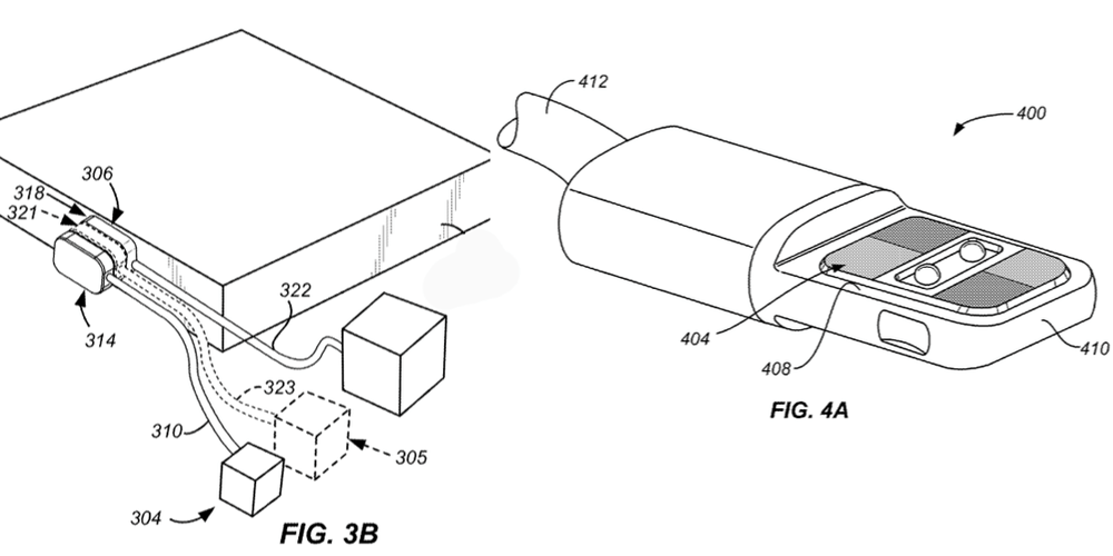 Apple patent reveals stackable Smart Connector plugs and