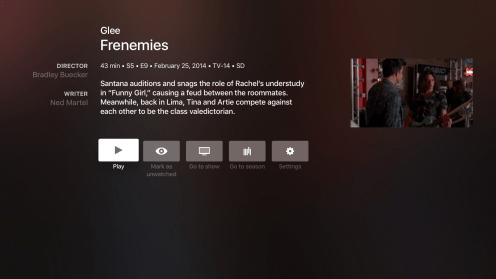 TV Episode Details