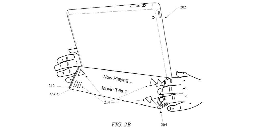 Apple granted patent for even smarter iPad cover, with