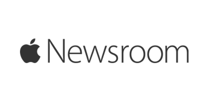 Apple today updates its press pages with more social