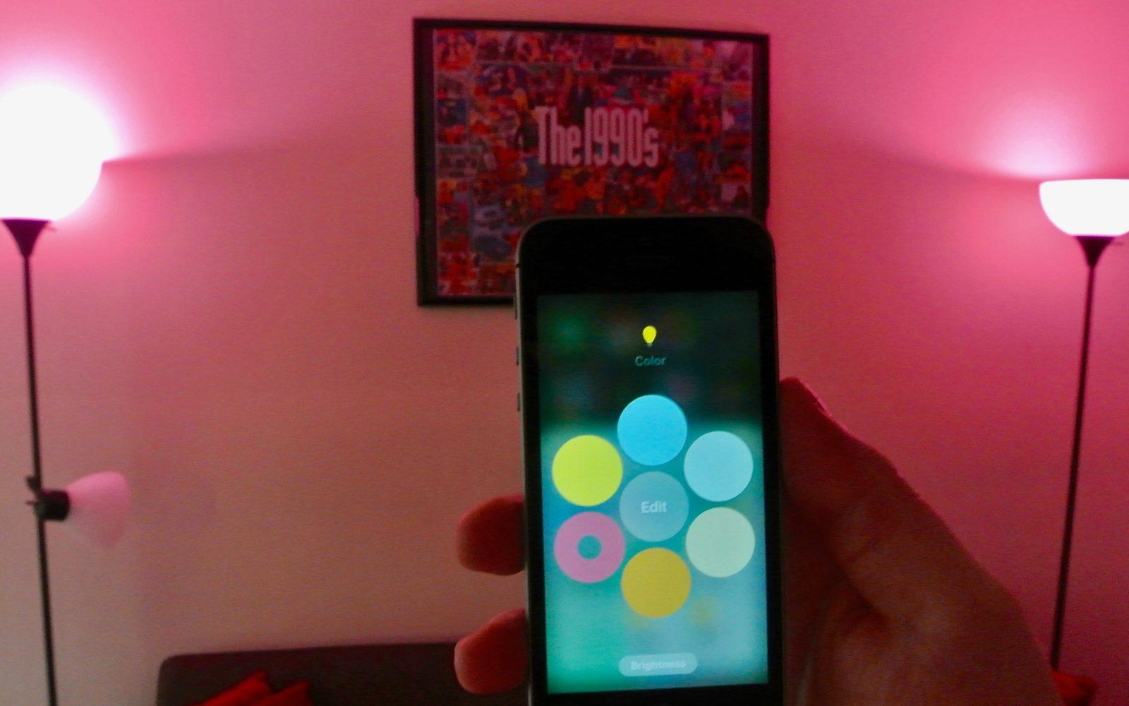 Hands-on: iOS 10 + watchOS 3 Home app for HomeKit on iPhone