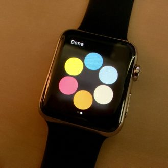 Apple Watch Home app watchOS 3 HomeKit