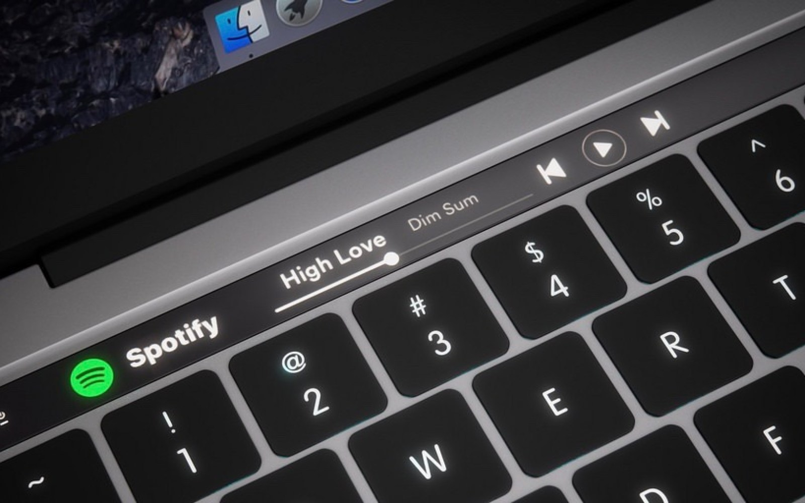 How will Apple's rumored MacBook Pro OLED touch screen work?