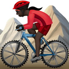 Apple_Emoji_Mountain_Biker