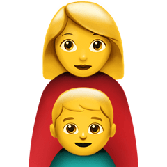 Apple_Emoji_Single_Family_Mom