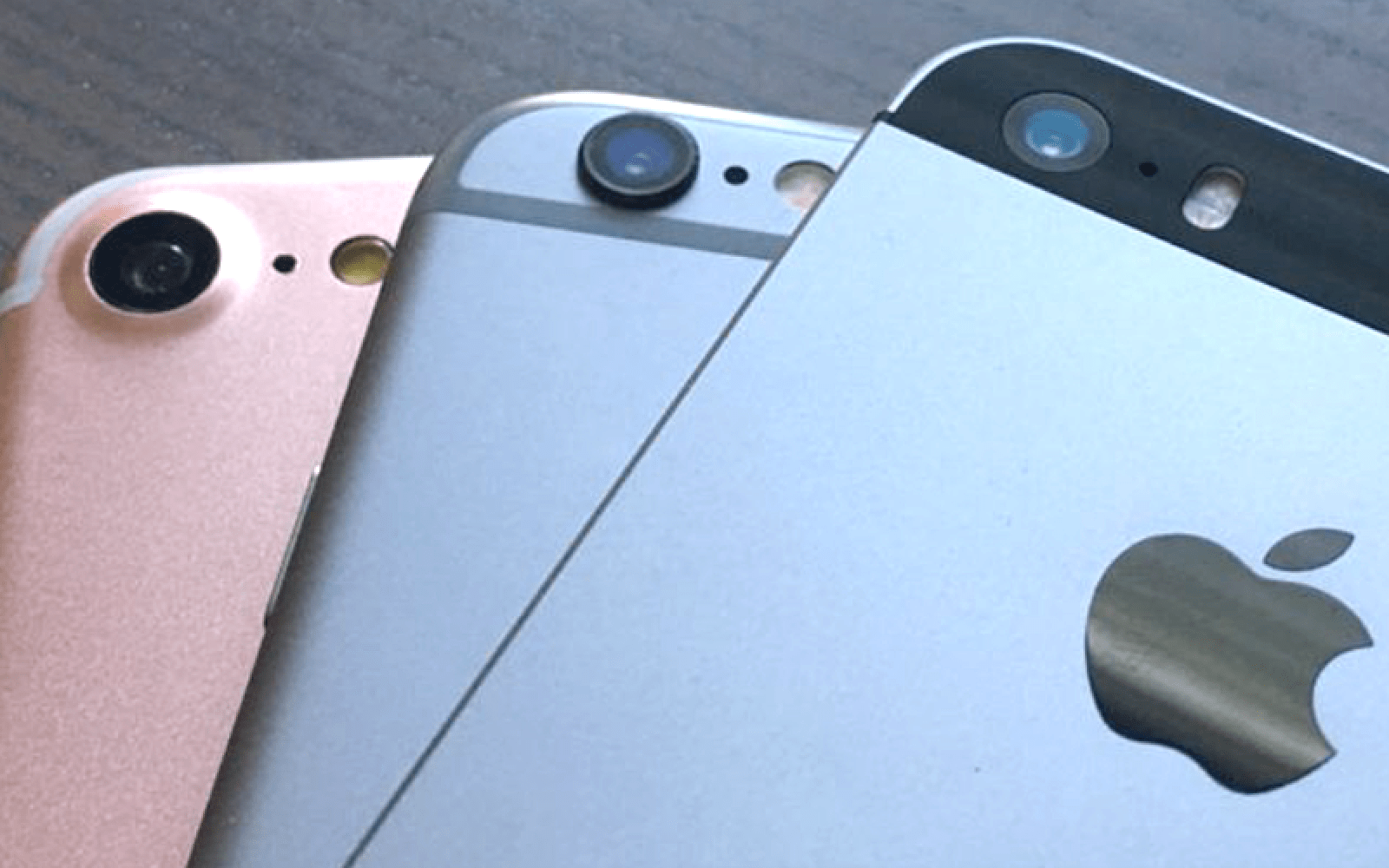 Comment: iPhone 7 camera bulge a big improvement on iPhone 6, but iPhone SE still leads the way