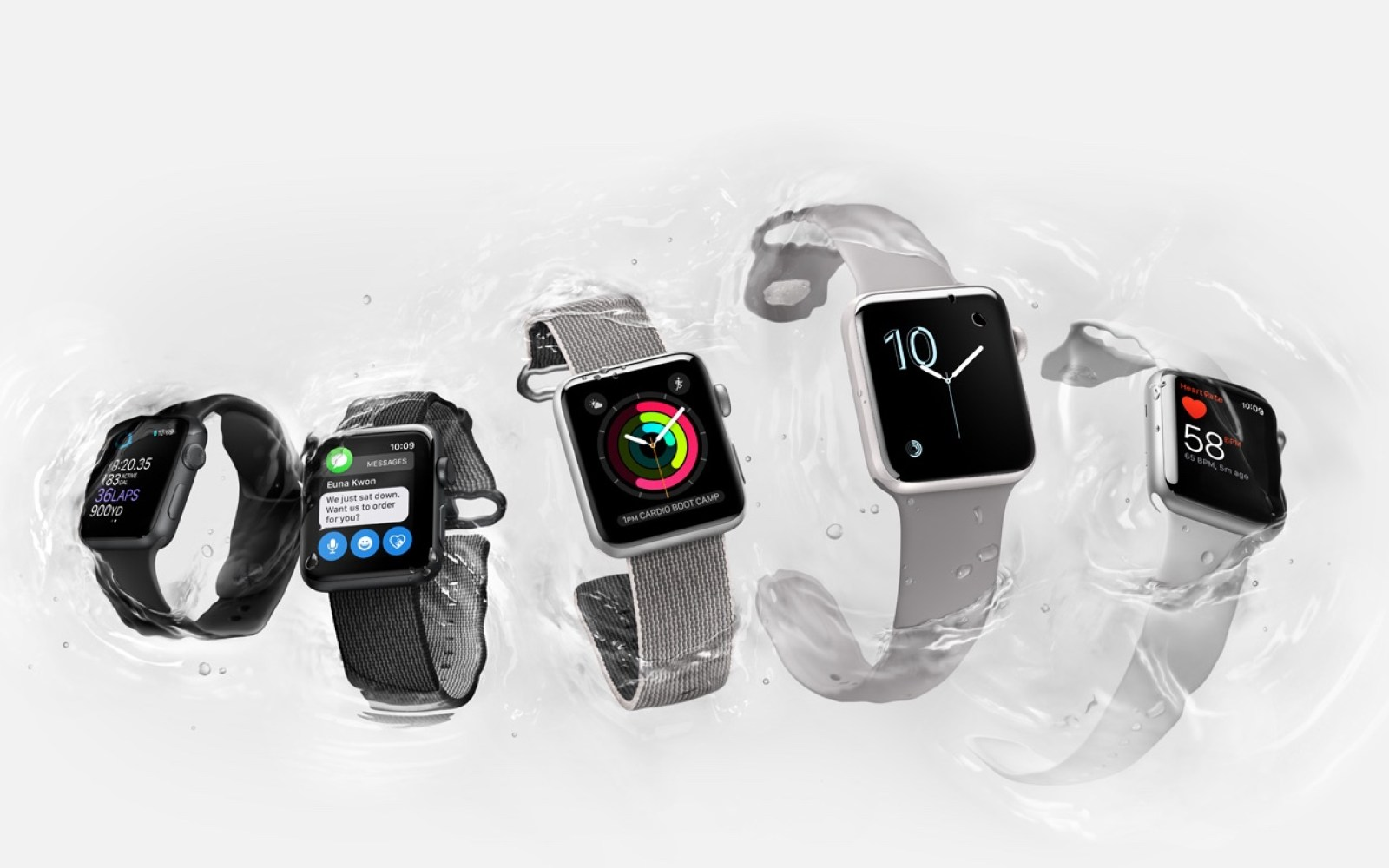 Report: New Apple Watch coming in third quarter of 2017, main focus on better battery life