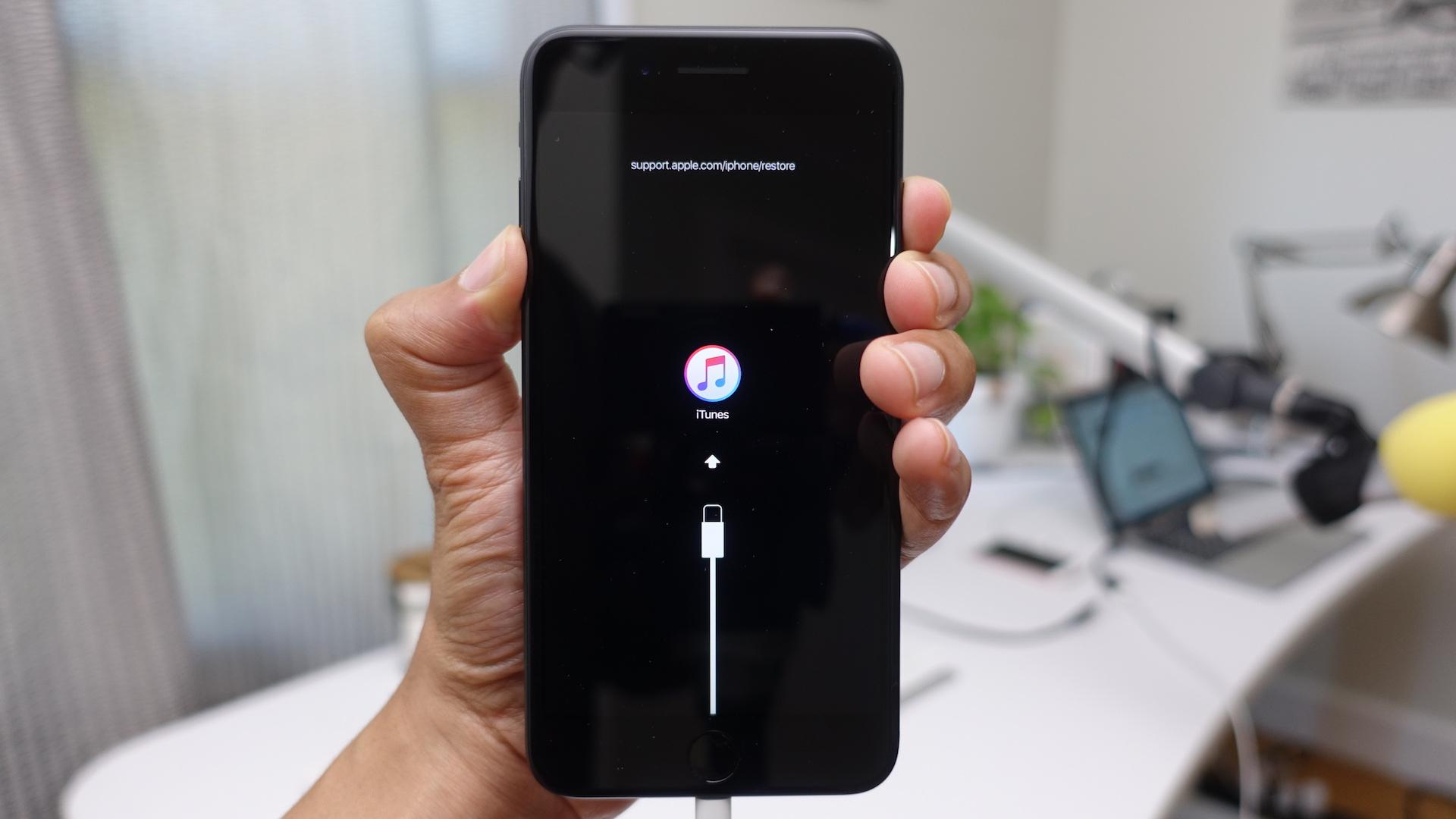 How to reset my iphone 6 forgot passcode