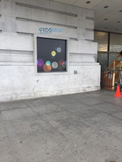 Bill Graham Civic Center iPhone 7 event Apple keynote