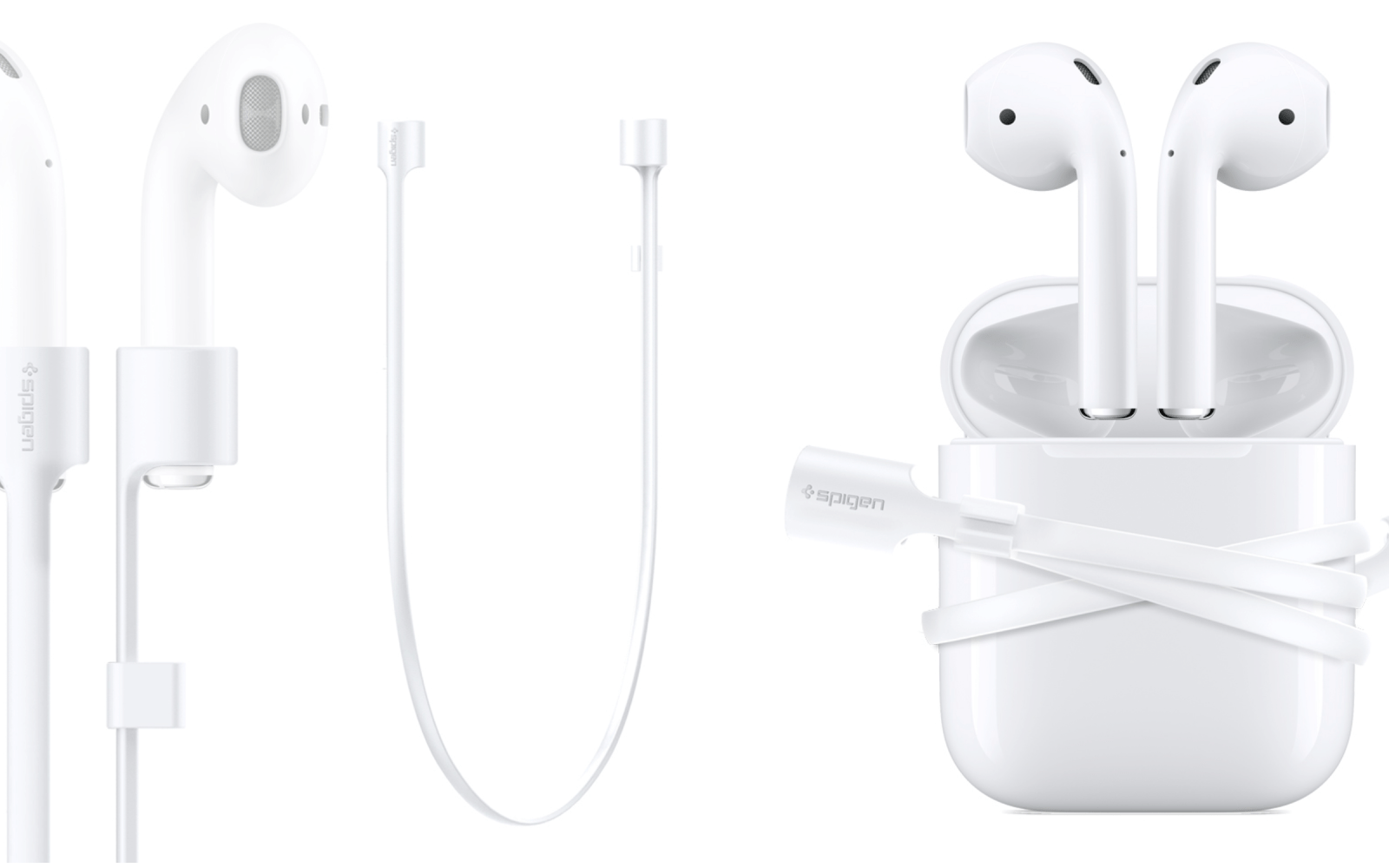 the best attitude 4a34f d1f06 Never lose Apple's new wireless AirPods for iPhone 7 w/ Spigen's $10 ...