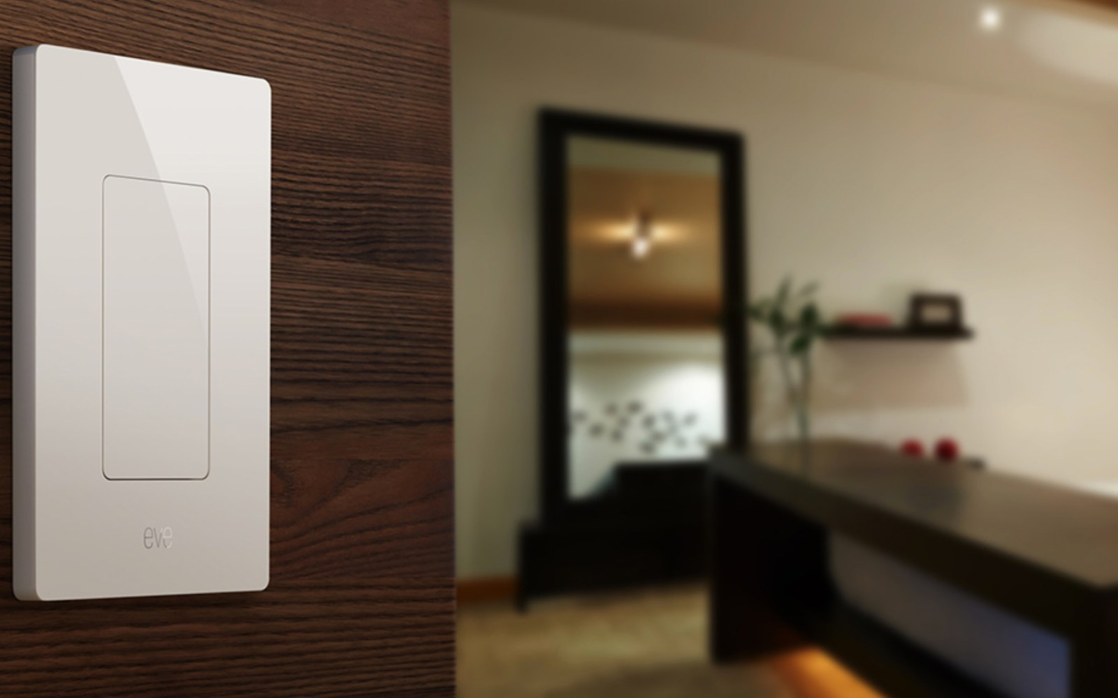 New $49 Elgato Eve Light Switch adds smart HomeKit features to your house's existing lighting, no bridge/hub required (update: Eve Motion available too)