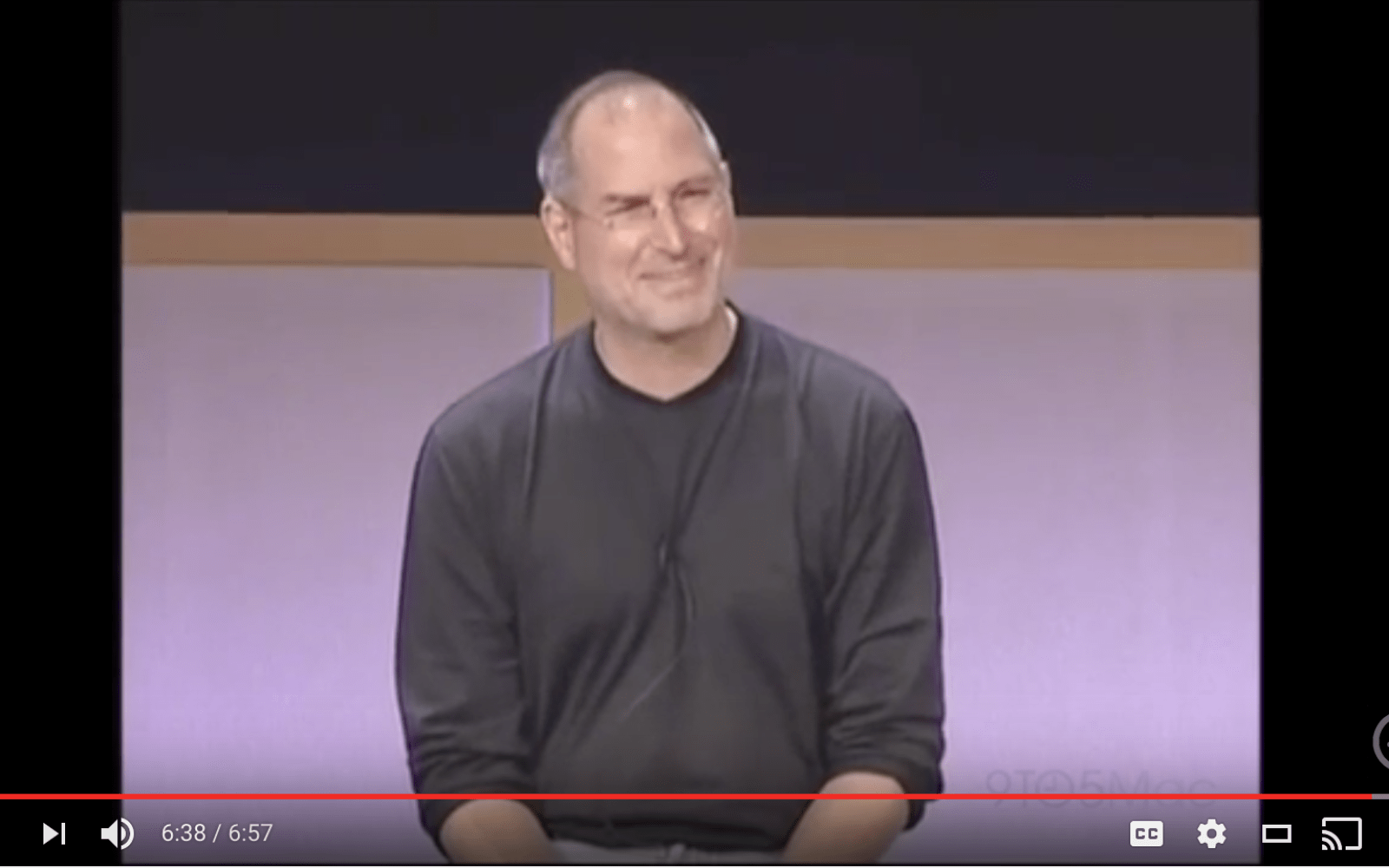 Remembering Steve Jobs 5 years on [video]