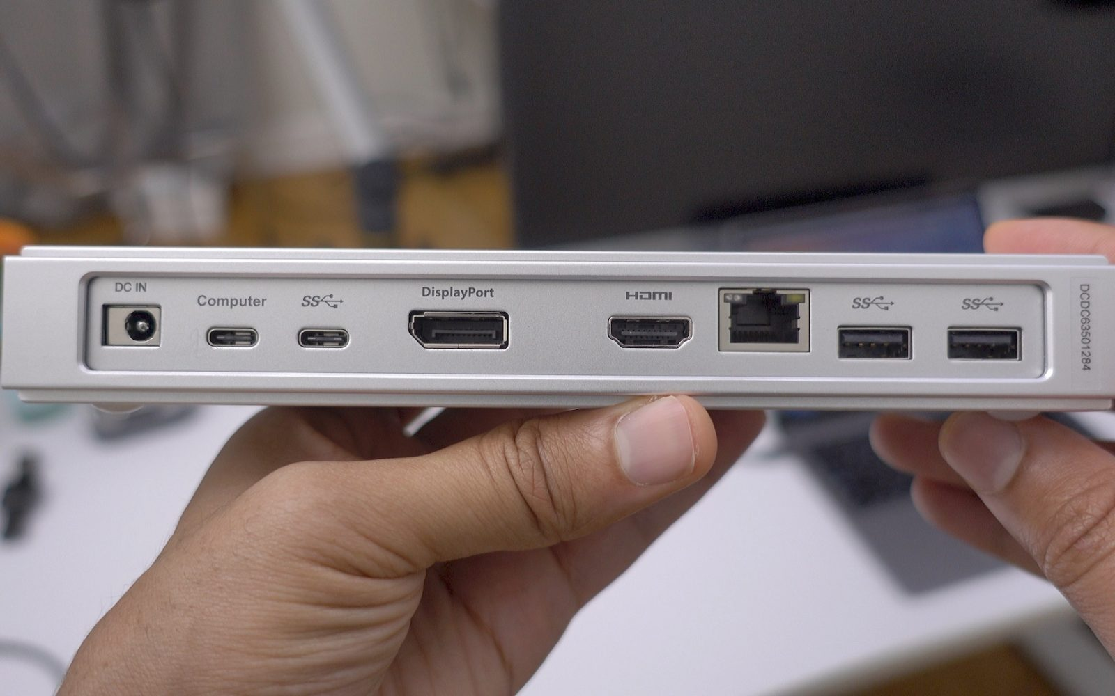 Review: CalDigit USB-C Dock - an okay solution for MacBook