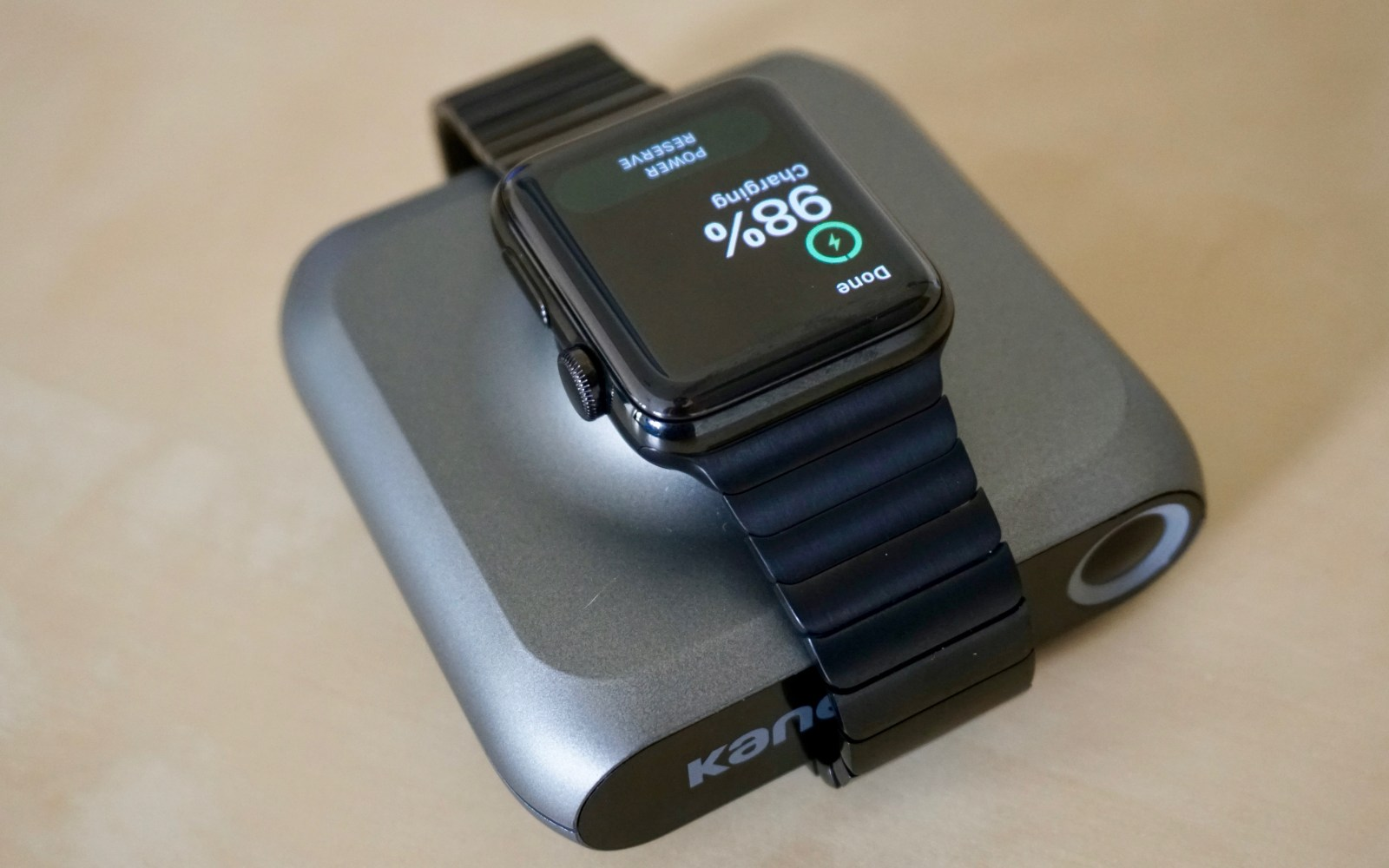 Review: Kanex GoPower Watch is an ideal travel charger that can refuel Apple Watch over a weekend