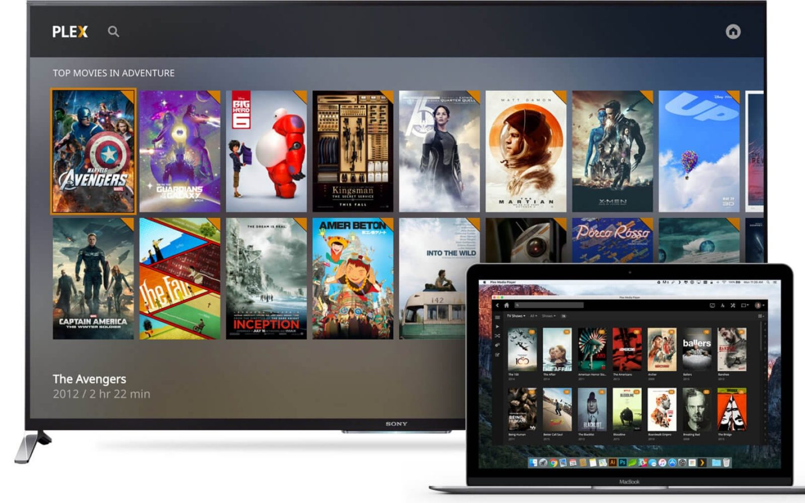 Plex Media Player goes free for all users, as Plex for Kodi is