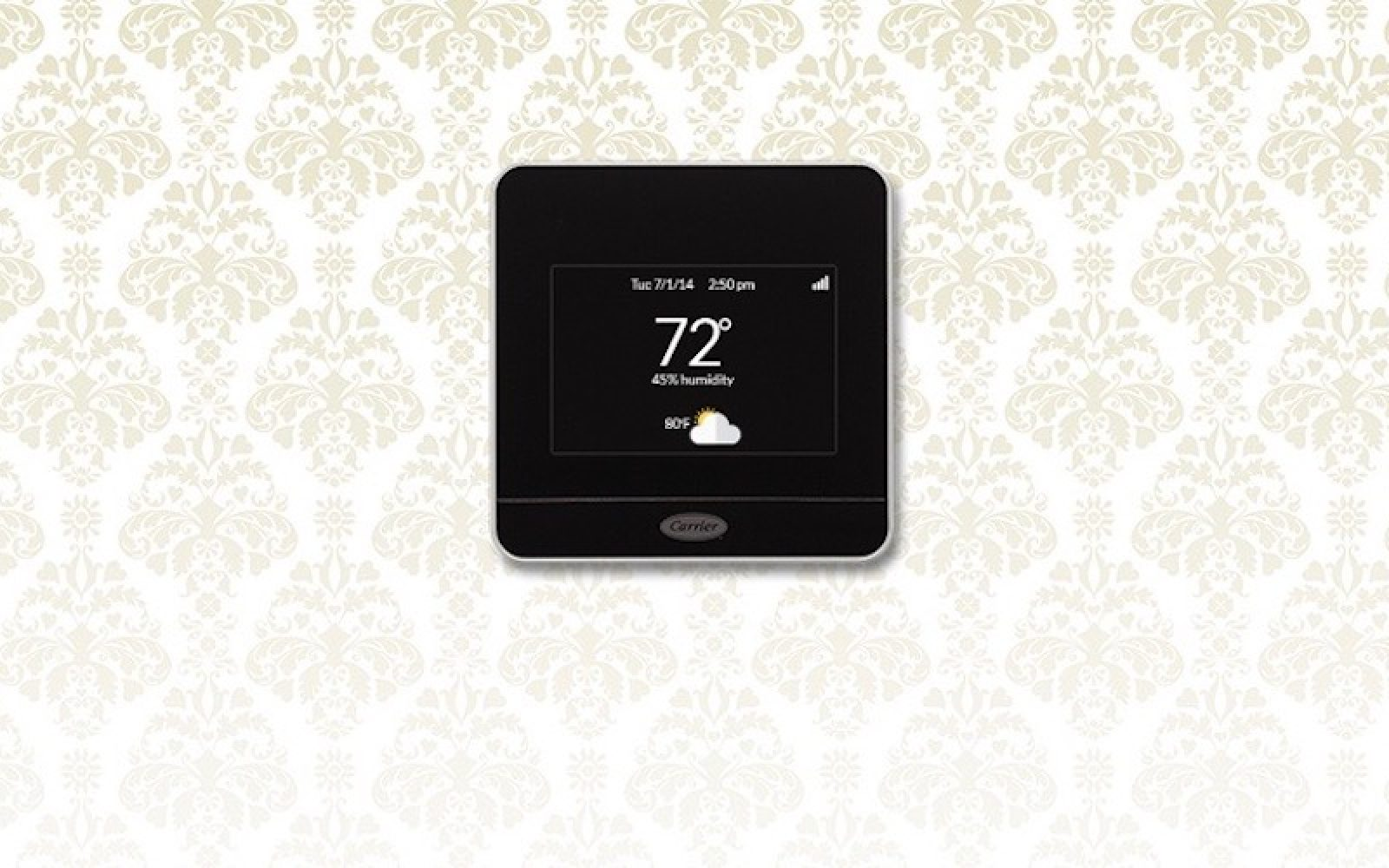 Carrier introducing its first HomeKit thermostat with Wi-Fi Côr models
