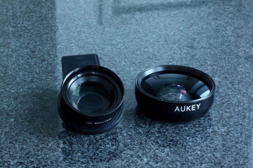 Aukey iPhone Ora Camera Lens