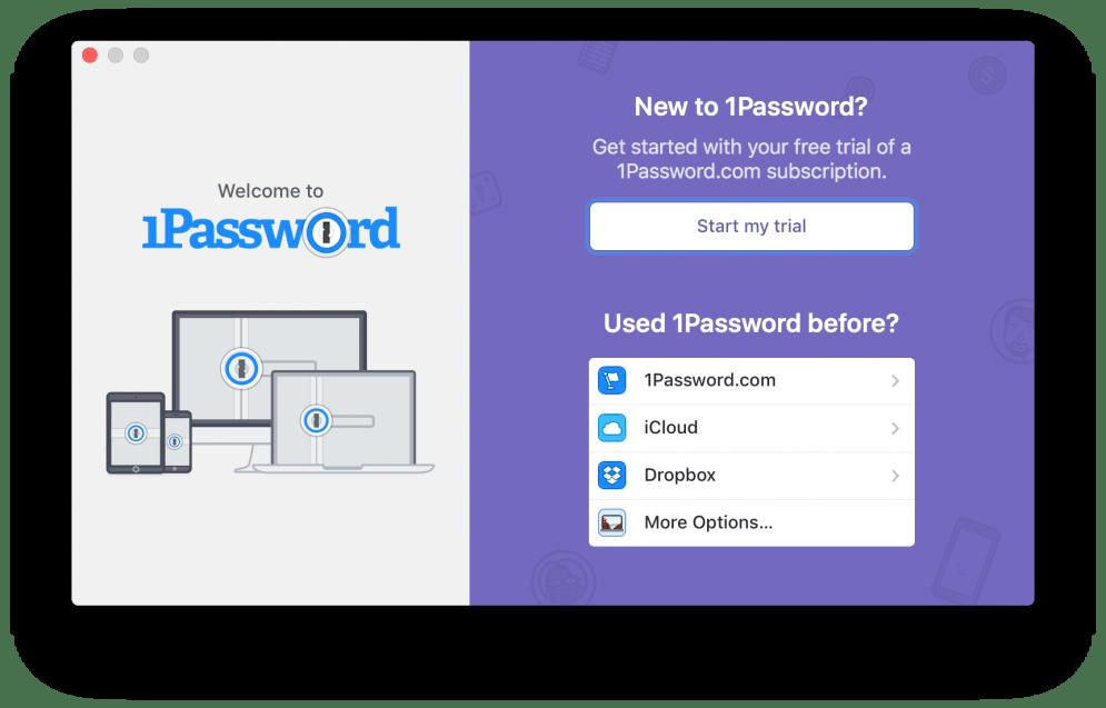 1-1password-initial-launch