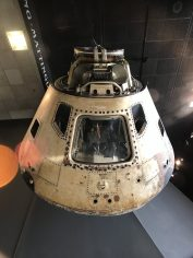 National Air and Space Museum - Apollo 11 Command Module w/ ExoLens