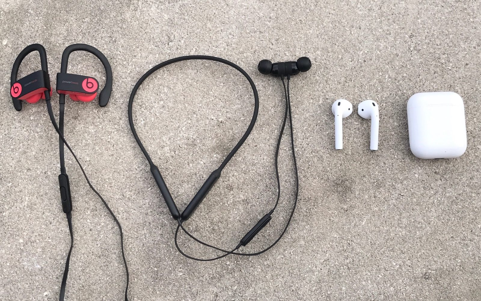 A week with BeatsX  How Apple s latest W1 earbuds compare to AirPods    Powerbeats3 8170822ae933