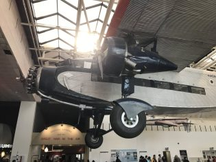 National Air and Space Museum - American Airways plane