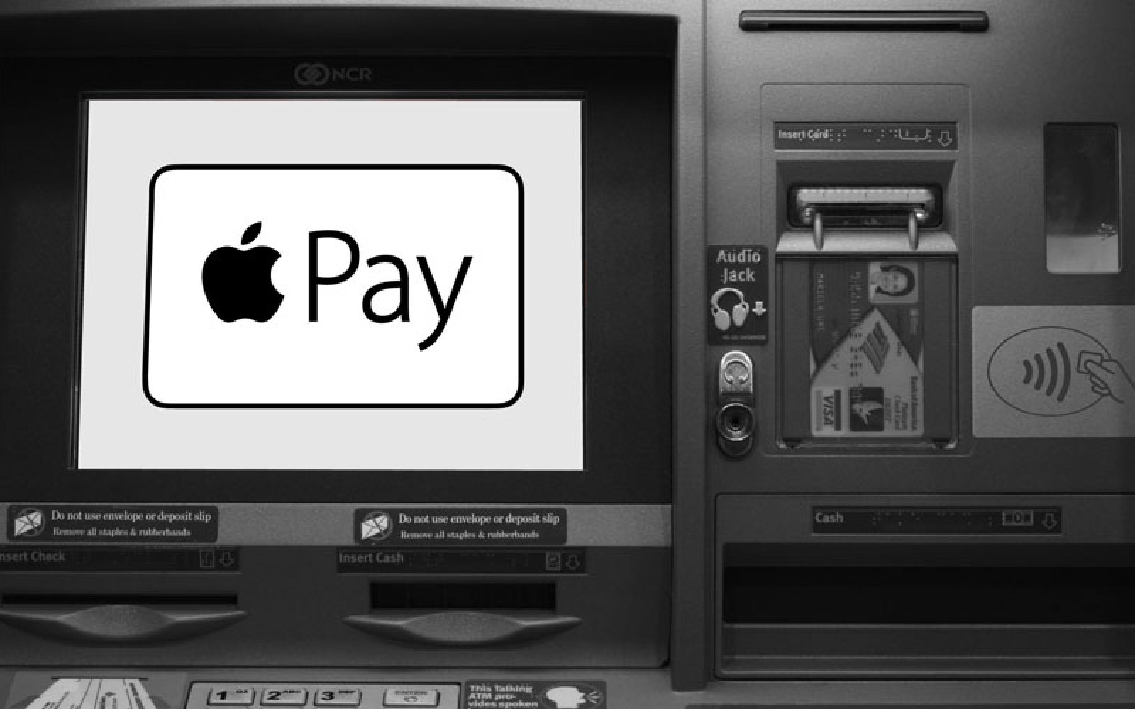 Wells Fargo introducing cardless Apple Pay ATM withdrawals ...