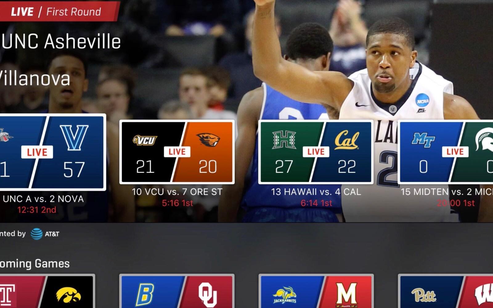 How to stream March Madness live on iPhone, iPad, Mac or Apple TV