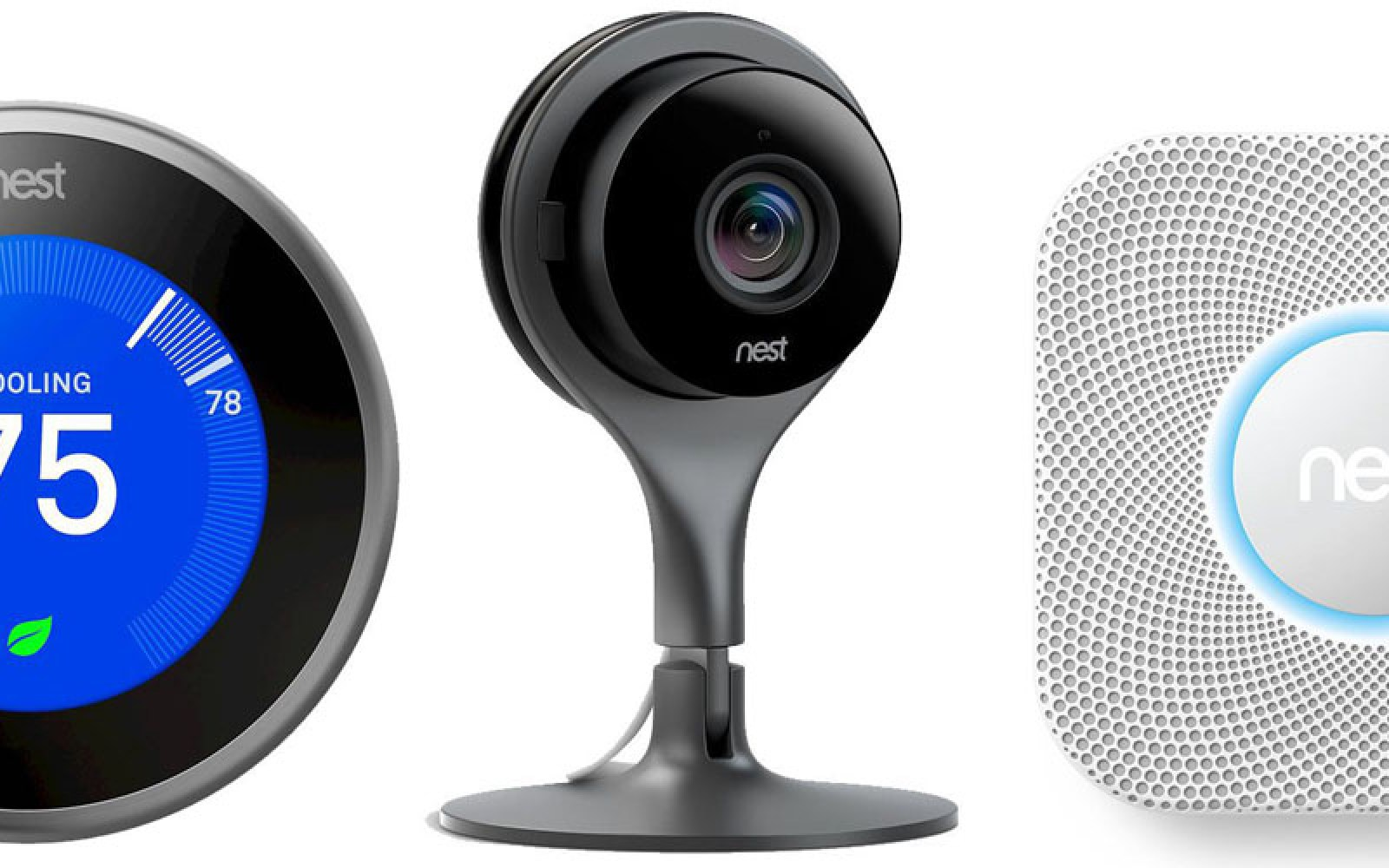 Nest smart thermostat to support room-by-room control; Nest Cam adding face-recognition; more – Bloomberg