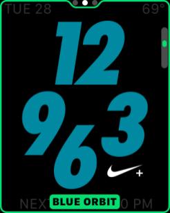 Nike+ Analog 1