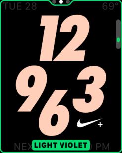 Nike+ Analog 4