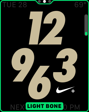 Nike+ Analog 6
