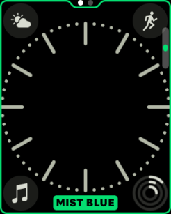 watchOS 3.2 watch face colors 2