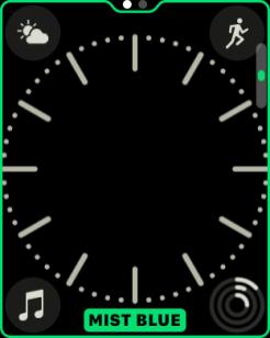 watchOS 3.2 watch face colors 2