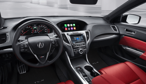 Acura-TLX-carplay