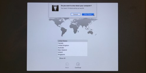 How to factory reset a Mac 16