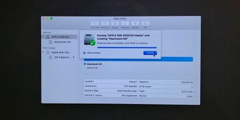 How to factory reset a Mac 7