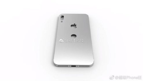 iPhone 8 chassis weibo 2