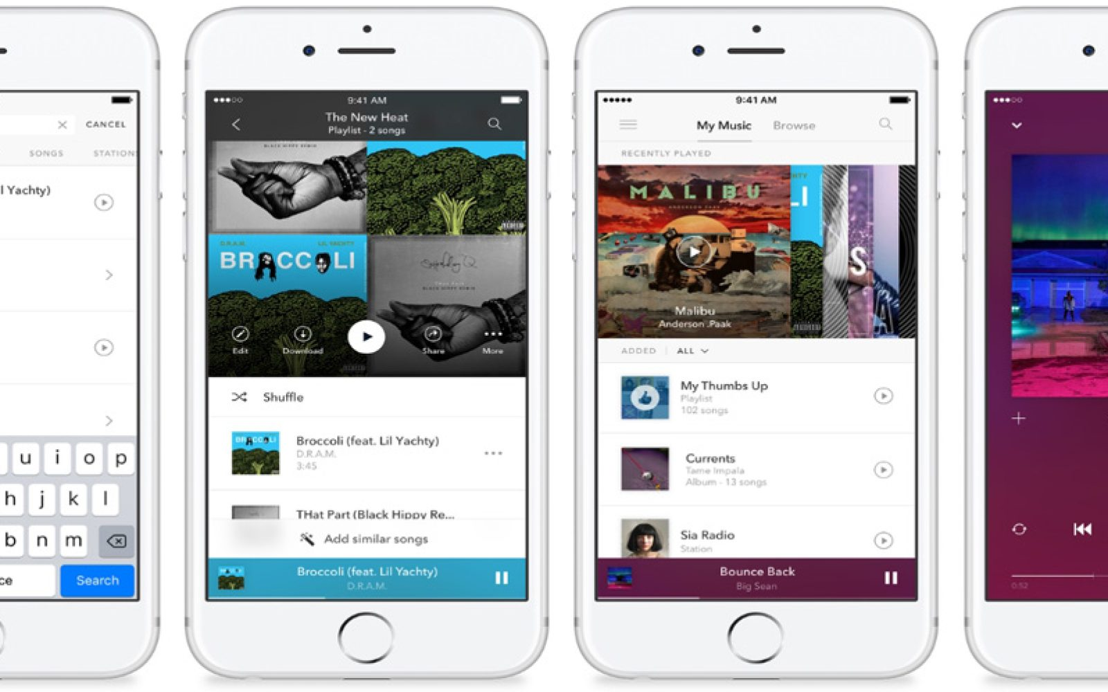 PSA: Pandora Premium now launched, competing with Apple