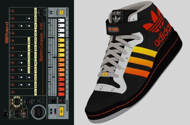 adidas Roland TR-808=3