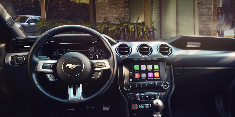 Software Update Allows All  Ford Cars To Use Carplay