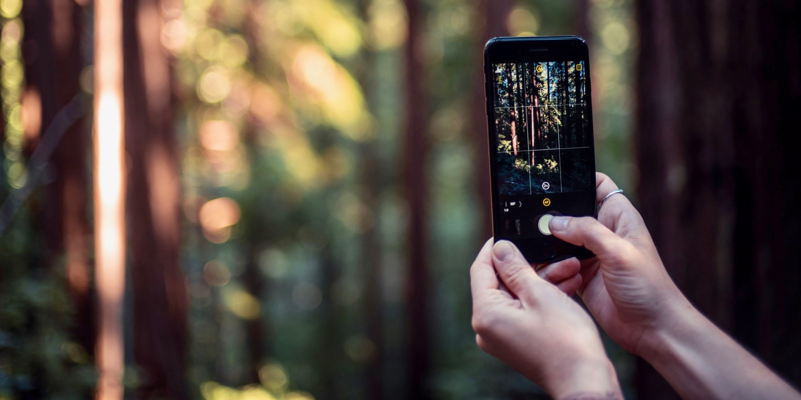 Halide is a beautiful iPhone camera app with gesture-based pro controls