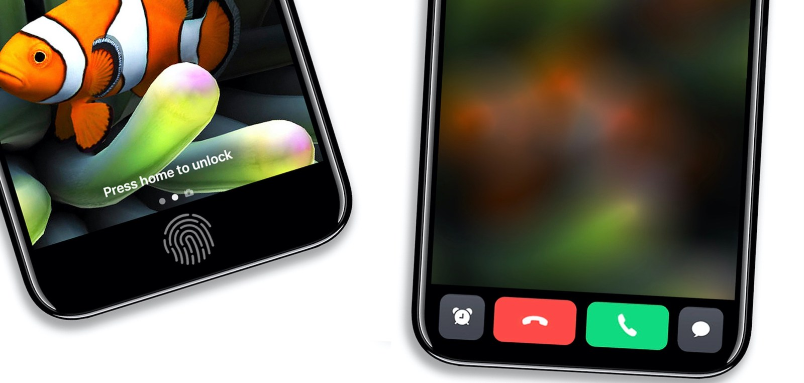 Latest iPhone 8 renders imagine the potential of rumored 'function area'