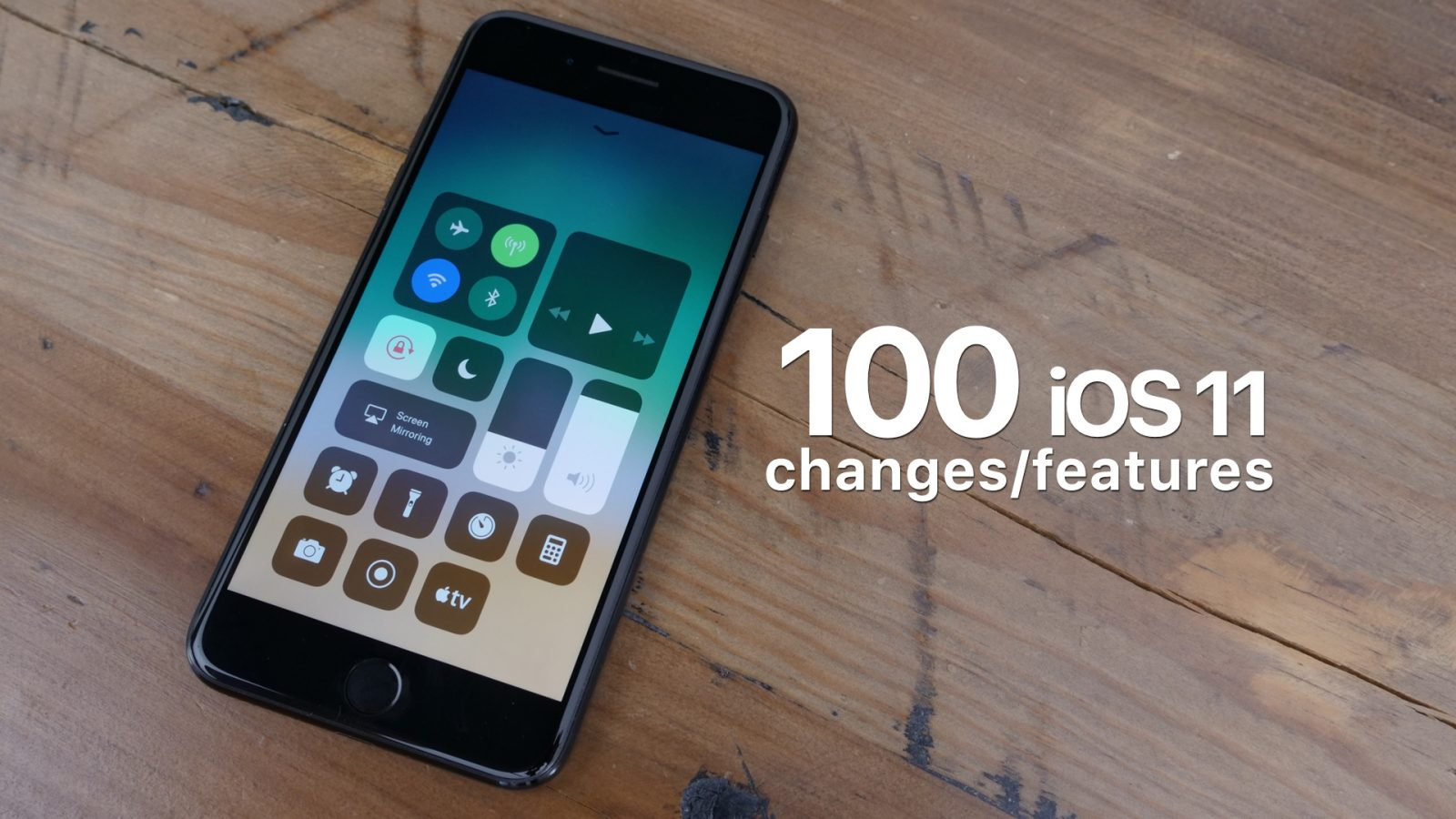Whats New In Ios 11 Hands On With 100 Features And Changes Video