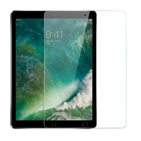 Double Defense Premium Tempered-Glass Tablet Screen Protector for new 10-5-inch iPad Pro