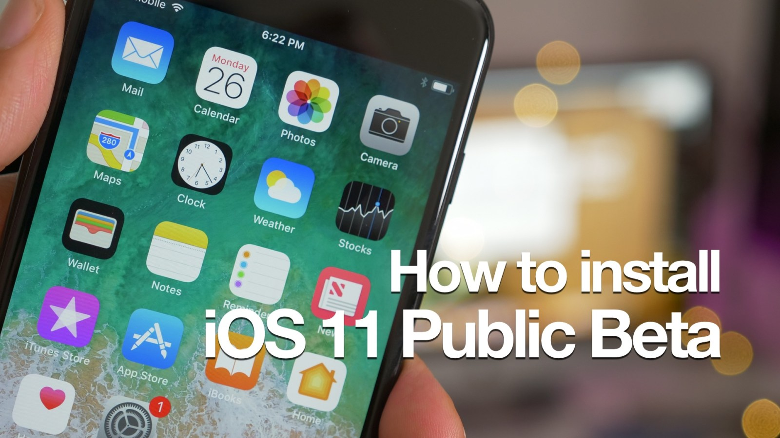 How-To: Install iOS 11 public beta on your eligible iPhone, iPad, or iPod touch