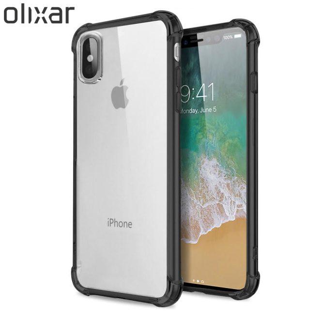 Olixar-ExoShield-iPhone-8-Case-Black