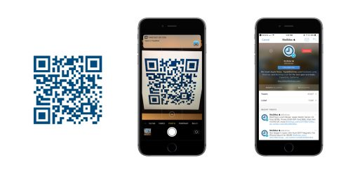 iOS 11 QR Codes Tweetbot