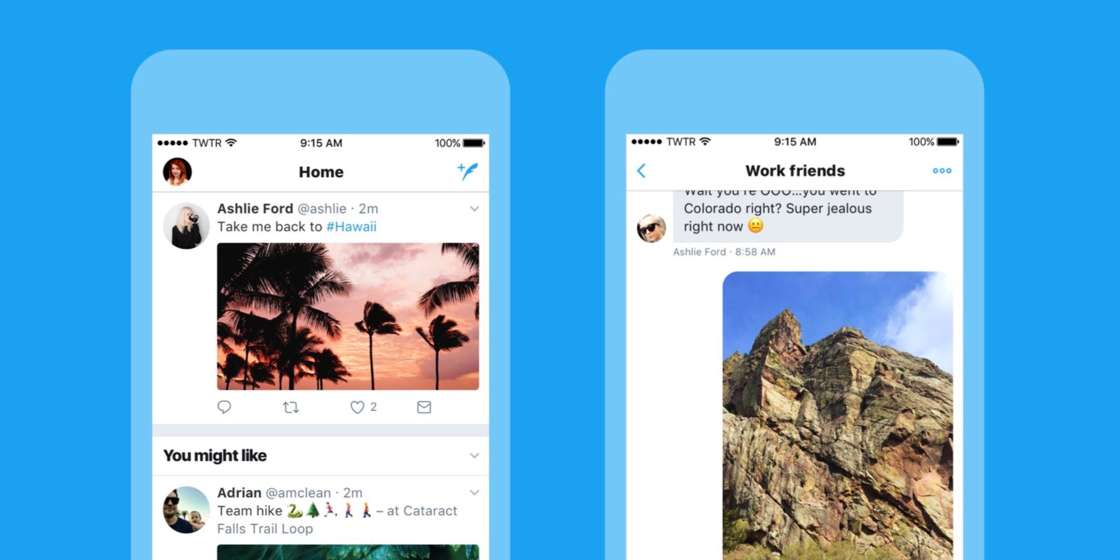 Major update to iOS Twitter app includes real-time count updates